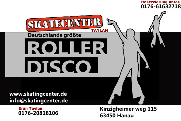 skate town in hanau deutschlands gr te rollerdisco. Black Bedroom Furniture Sets. Home Design Ideas